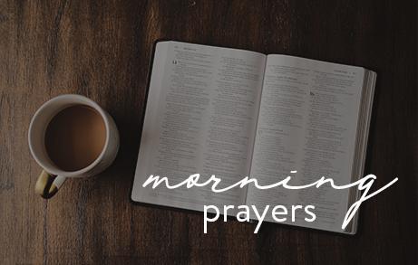 Daily Morning Prayer