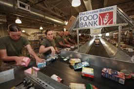 Julianne's Mission at Greater Boston Food Bank
